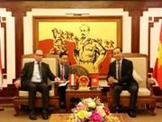 Vietnam - Autriche : Renforcement de la coopération dans les transports
