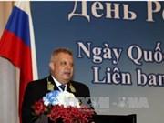 La Fête nationale de Russie célébrée à Ho Chi Minh-Ville