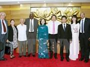 Rencontre d'amitié Vietnam-Cuba à Hanoi