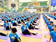 Le Vietnam célébrera la Journée internationale du Yoga