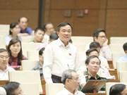 L'électorat apprécie les mesures de développement durable de l'agriculture