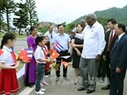 La délégation de l'AN de Cuba se rend à Son La