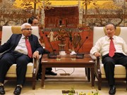 L'Inde s'engage à soutenir Hanoi dans le développement des technologies de l'information