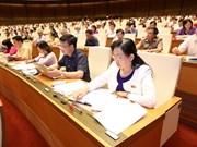 3ème session de la XIVe législature : dernière journée