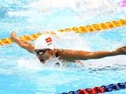 SEA Games 29 : la nageuse Nguyên Thi Anh Viên vise dix médailles d'or