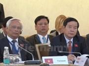 Le Vietnam à la conférence des présidents des parlements Asie-Europe en R. de Corée