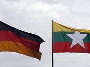 Myanmar et Allemagne s'engagent à renforcer la coopération dans la défense