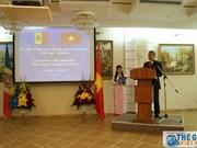 Célébration des 25 ans de relations diplomatiques entre le Vietnam et la Moldavie