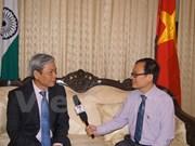 Le Vietnam et l'Inde élargissent leur coopération dans divers domaines