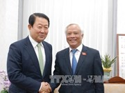 Vietnam et R. de Corée renforcent les relations législatives