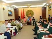 L'ONU place de la confiance dans les forces vietnamiennes de maintien de la paix