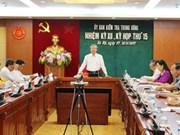 La Commission centrale de contrôle incrimine certains hauts officiels
