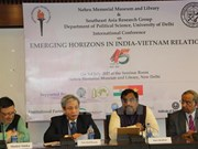 Un sémaire international sur les relations Vietnam-Inde à New Delhi