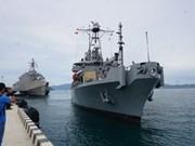 Huitième échange entre la Marine vietnamienne et américaine