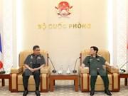 Pour promouvoir la coopération dans la défense Vietnam-Thaïlande