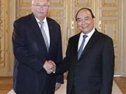 Le PM Nguyen Xuan Phuc rencontre des dirigeants du Land de Hesse