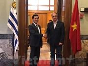 Quatrième Consultation politique Vietnam-Uruguay