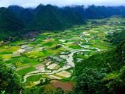 La paradisiaque vallée de Bac Son
