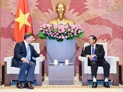Le Vietnam souhaite approfondir le partenariat intégral avec les Etats-Unis