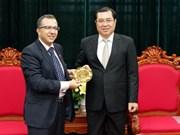 Dà Nang renforce sa coopération avec le Maroc