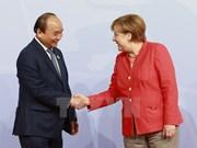 Le Premier ministre Nguyên Xuân Phuc termine sa visite de travail en Allemagne et aux Pays-Bas
