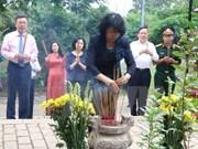 La vice-présidente Dang Thi Ngoc Thinh rend hommage aux morts pour la Patrie à Con Dao