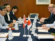 Les 11 pays du TPP cherchent un nouveau cadre pour mettre en œuvre l'accord