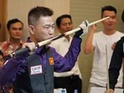 Ma Minh Cam remporte le tournoi international de carom à trois bandes de Binh Duong