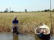Un projet de résilience au changement climatique qui bénéficie à huit localités