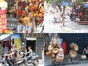 Hanoï : à la découverte des 36 rues et corporations