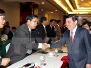 Ho Chi Minh-Ville approfondit ses relations avec des provinces laotiennes