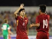 AFC U-23 Championship: Le Vietnam provisoirement en tête de la poule 1