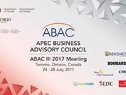 Asie-Pacifique : débats sur le secteur financier et les entreprises à Toronto