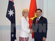 L'Australie affirme accorder la priorité aux relations avec le Vietnam