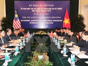 La Malaisie tient en haute estime le partenariat stratégique avec le Vietnam
