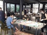 Développer le réseau d'espaces de créativité au Vietnam