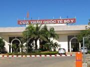Renforcement des liens de coopération entre Kon Tumet les provinces laotiennes du Sud