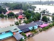 Tempête Sonca: message de sympathie à la Thaïlande