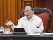 La réunion de juillet du gouvernement débute à Hanoi