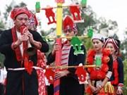 Préparatifs pour la Journée nationale de la culture de l'ethnie Dao