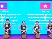 Echanges d'amitié en l'honneur des 55 ans des relations Vietnam-Laos