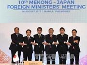 Le Vietnam met en avant des initiatives pour la coopération Mékong-Japon