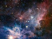 Conférence scientifique sur la fondation des étoiles dans différentes galaxies