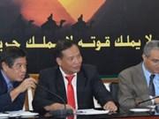 La province de Hai Duong veut coopérer avec l'Égypte dans l'agriculture