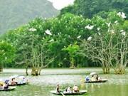 Le tourisme, point fort de l'économie de Ninh Binh