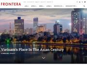 Frontera: «Le Vietnam dans le siècle asiatique»