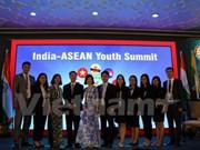 Ouverture du Sommet de la jeunesse Inde-ASEAN 2017