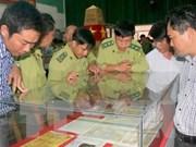 Exposition «Hoàng Sa, Truong Sa du Vietnam - les preuves historiques et juridiques» à Bac Liêu