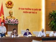 Des modifications du plan de répartition du budget de l'Etat en débat