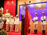 Distinctions honorifiques du Laos pour le ministère de la Sécurité publique